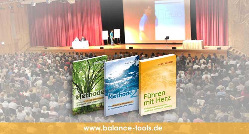 """Dein Feedback zum Buch """"Die Methode"""" u.a."""