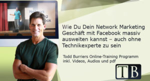 Dein Feedback zum Network Marketing und Facebook Training