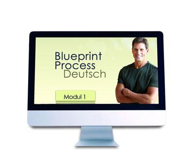 Blueprint Prozess auf Deutsch
