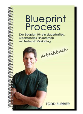 Todd Burrier Arbeitsbuch Network Marketing